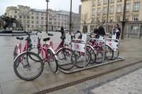 Bikesharing v Ostravě odstartuje v květnu pilotním projektem