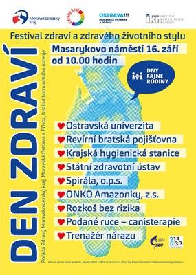 Den zdraví po roce opět na Masarykově náměstí
