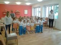 Děti zazpívaly seniorům