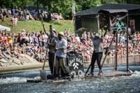 Hledáme netradiční plavidla na akci Rozmarné slavnosti řeky Ostravice