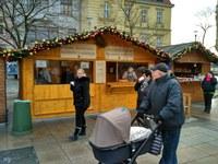 Hledáme prodejce na vánoční trhy