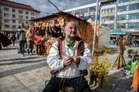 Masarykovo náměstí ožije velikonočním jarmarkem