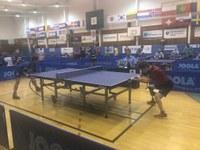 Mezinárodní turnaj handicapovaných stolních tenistů