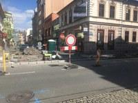 Na křižovace ulic Stodolní a Poděbradova vznikne retardér