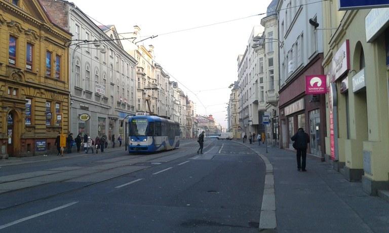 Nádražní ulici čeká rozsáhlá rekonstrukce s dopravními omezeními