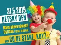 Nepropásněte hravý Den dětí na Masarykově náměstí