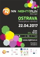 Night run Ostrava