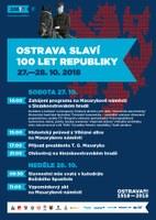 Oslavy ke 100. výročí založení republiky