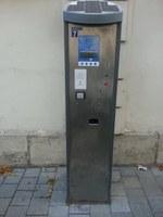 Placení parkovného bude možné i platební kartou