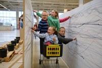 PLATO chystá unikátní oživení 5000 m2 v bývalém Bauhausu