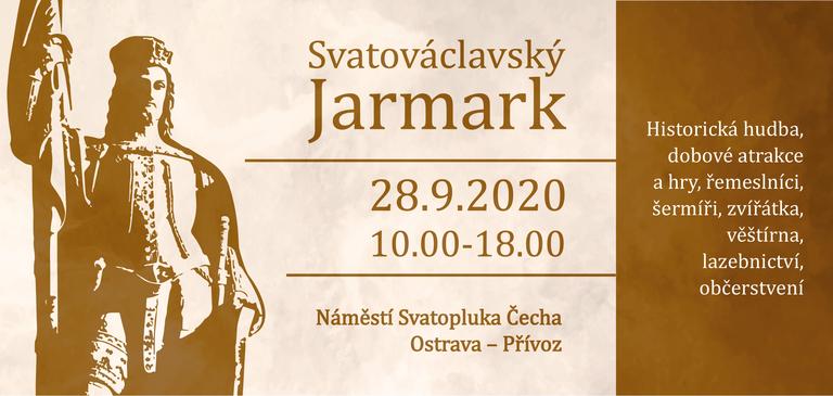 Přivítejte s námi na tradičním jarmarku knížete Václava