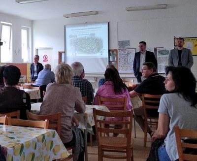 Proběhla veřejná debata k plánované regeneraci sídliště Šalamouna II