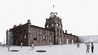 Projektovou dokumentaci na přestavbu městských jatek zpracuje Robert Konieczny a jeho studio KWK Promes