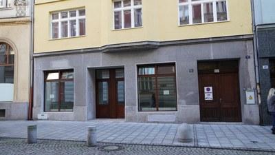 Rekonstrukce domu na ul. Poštovní je u konce