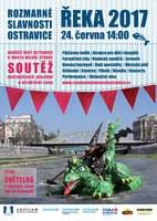Slavnosti řeky Ostravice