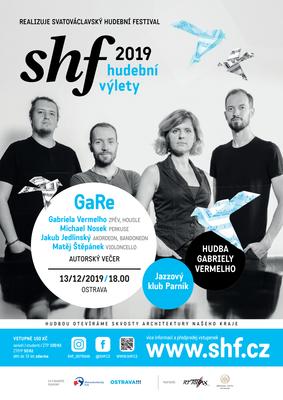 Talent české hudební a divadelní scény Gabriela Vermelho se svou kapelou GaRe