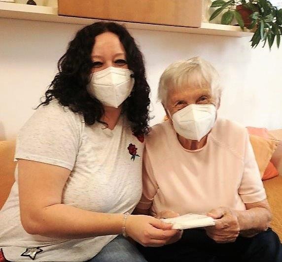 Tisíc respirátorů pro naše seniory