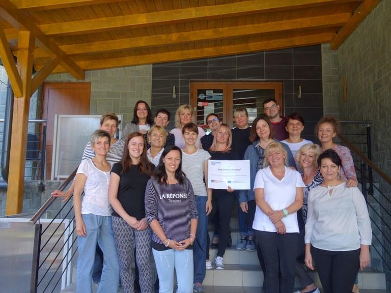 V září proběhlo společné víkendové setkání českých a polských pedagogů