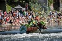 Videozpravodajství z Rozmarných slavností řeky Ostravice