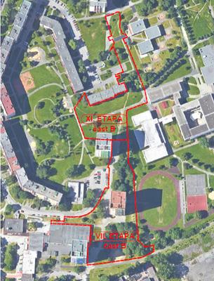 Zahajujeme další etapu regenerace sídliště Fifejdy II v lokalitě ulic Ahepjukova a Gen. Janouška.